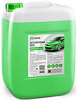 GRASS Авто шампунь для безконтактной мойки авто Active Foam ECO 22 kg
