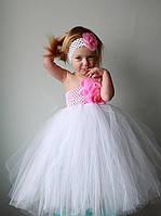 Платье пачка пышное на любое торжество