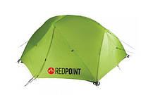 Двухместная облегченная палаткавес 2.46 кг.Red Point Space G2 RPT043