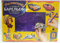 Расписной гипсовый Барельеф на магните Большой РГБ-07 Danko-Toys Украина
