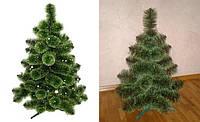 Искусственная Сосна Пушистая 100 см Новогоднее Дерево 1 метр