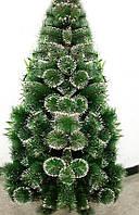 Искусственная Сосна Заснеженная 220 см Новогоднее Дерево 2,2 метра