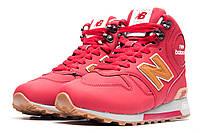 Кроссовки высокие New Balance 1300, унисекс, красные, р. 40