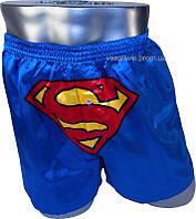 Мужские трусы с приколом / Смешные семейные трусы - Супермэн Вселенной DC