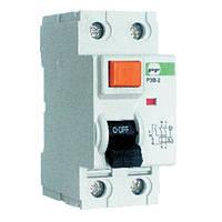 Диференційний вимикач (ПЗВ) Промфактор Standart РЗВ 25/2/0,03
