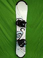Сноуборд Drake charm  147 см + кріплення