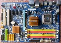Gigabyte GA-EP43-S3L  5*PCIE   Socket 775  Полностью рабочая!