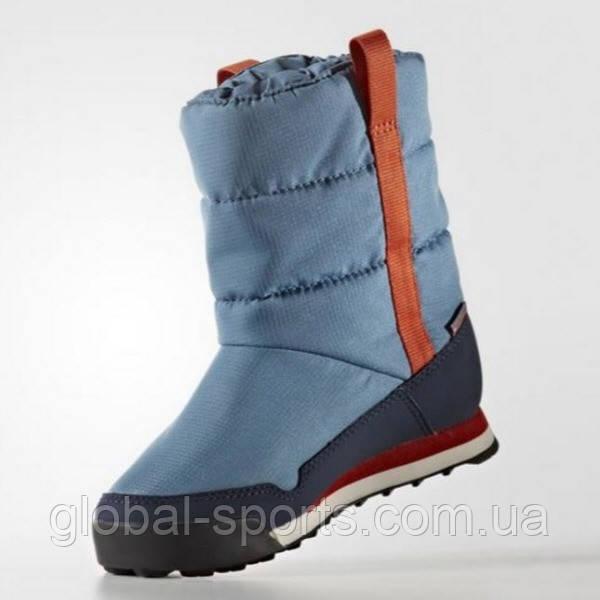 325da8af Детские сапоги Adidas CW SNOWPITCH SLIP-ON K (Артикул: AQ6570), цена 2 090  грн., купить Харків — Prom.ua (ID#608140813)