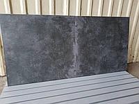 Керамогранит напольный Ester BK 600х600 мм стиль Лофт Нескользкая плитка для пола под бетон