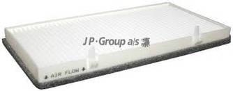 Фильтр салона на Renault Trafic  2001->  —  JP Group (Дания) - 1228101200
