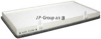 Фільтр салону Renault Trafic 2001-> — JP Group (Данія) - 1228101200