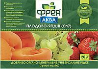 Гумат калия с микроэлементами для яблок, груши