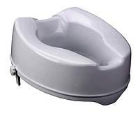 Туалетное сидение высокое 15 см без крышки Dr. Life