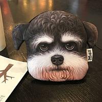 Кошелек собака шитцу 3D печать