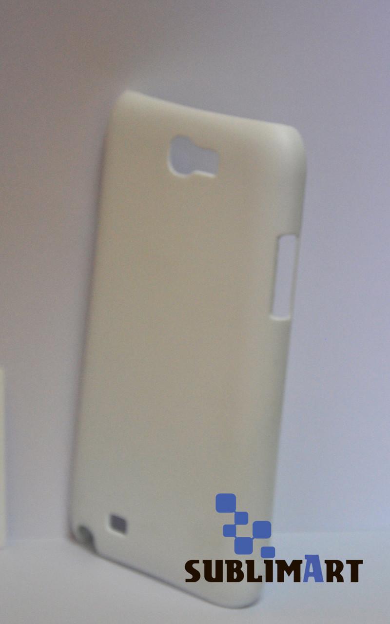Чехол для 3D сублимационной печати на Samsung Note 2 матовый