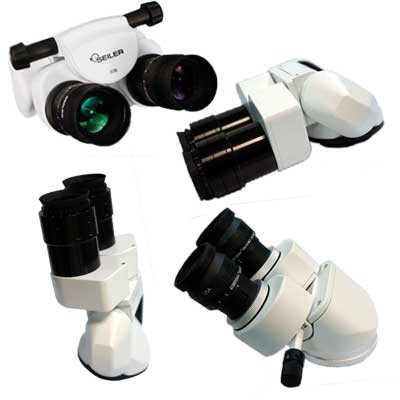 Бинокуляры (микроскопы Seiler)