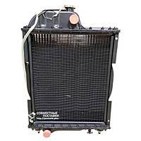 Радиатор МТЗ-80, Д-240, Д-243 4-хрядный (алюминий) 70-1301010 (Польша), фото 1