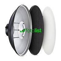 Набор Mircopro 505: рефлектор (портретная тарелка) + соты