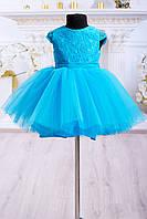 Платье детское выпускное нарядное D941, фото 1