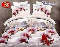 Комплект постельного белья Идиллия двуспальный (TAG-398д)