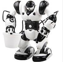 Детская игрушка Робот 28091 Robowisdom интерактивный на радиоуправлении