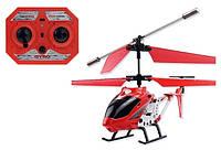 Игрушечный радиоуправляемый Вертолет аккум р/у 33008 Красный
