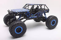 Детская радиоуправляемая Машина Джип р/у HB-P1002 Rock Crawler Синий
