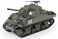 Детские Радиоуправляемые машинки  Танк HENG LONG M4A3 Sherman 3898-1