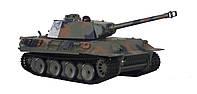 Детские Радиоуправляемые машинки  Танк HENG LONG German Panther с пневмопушкой и и/к боем (HL3819-1-IR)
