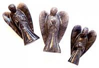 """Статуэтка """"Ангел"""" Синий Авантюрин (высота 4,5 см)"""