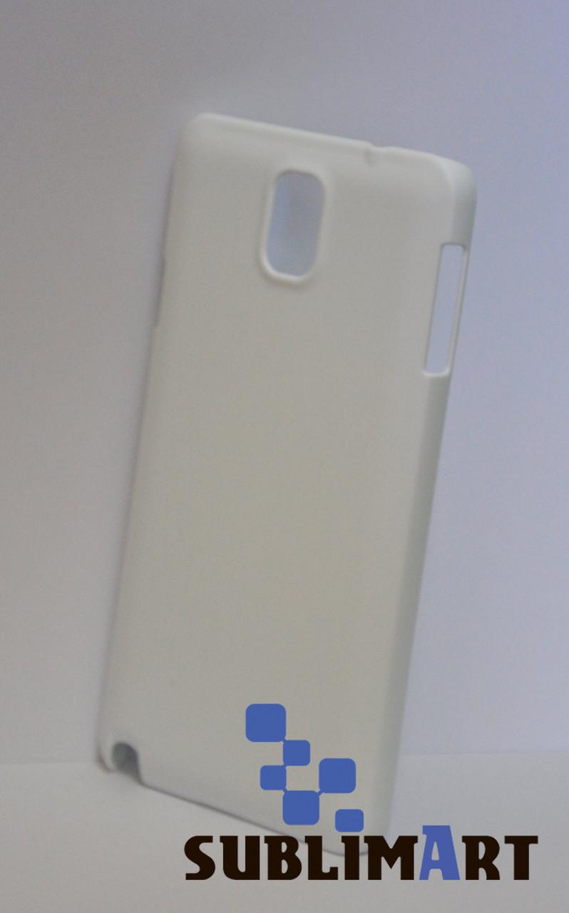 Чехол для 3D сублимации на Samsung Note 3 мат