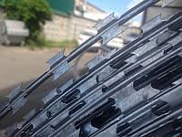 """Егоза """"Алебарда"""" 900/7 2,5 мм Украина."""