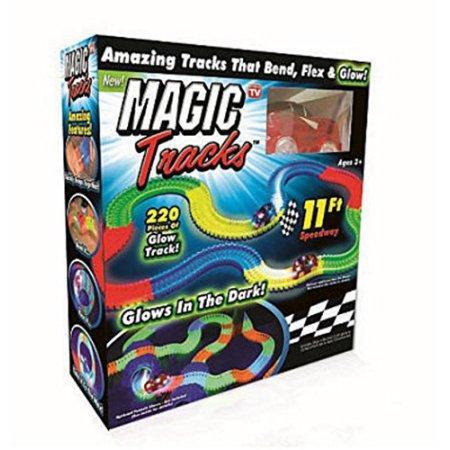 Magic Tracks 220 деталей Конструктор Гоночная трасса