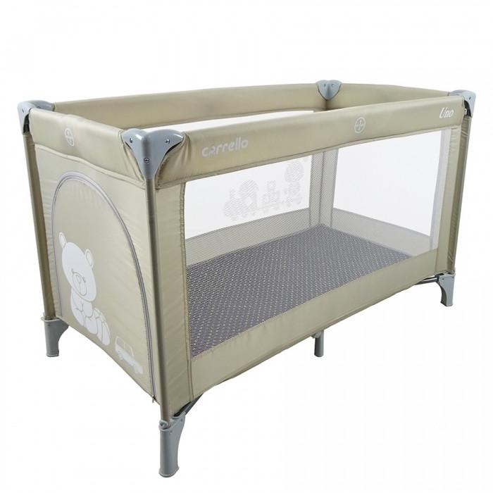 Детский манеж TILLY CARRELLO UNO CRL-7304 BEIGE. Гарантия качества. Быстрая доставка.
