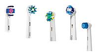 Насадки для зубной щетки ORAL-B 5 шт. (набор разных)