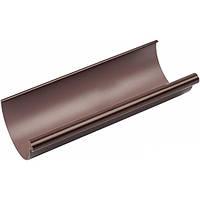 Желоб Giza 120x2000 мм коричневый