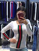 Кофта женская Тонкая Бренд Gucci L XL XXL