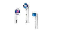 Насадки для зубной щетки ORAL-B 3 шт. (Sensitive, Precision Clean, 3D-White)