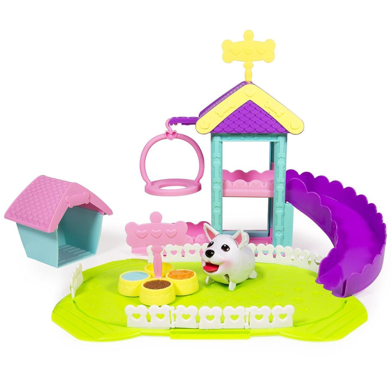 Spin Master Игровой набор Chubby Puppies - Парк развлечений