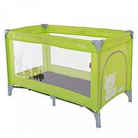 Детский манеж TILLY CARRELLO UNO CRL-7304 GREEN. Гарантия качества. Быстрая доставка.