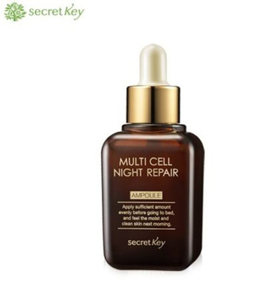 Ночная сыворотка Secret Key Multi Cell Night Repair Ampoule