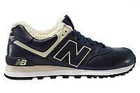 Зимние мужские кроссовки New Balance ML574LUN, Р. 42, 42,5, 43, 46.5