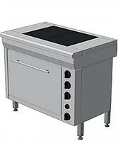 Плита электрическая промышленная кухонная ЭПК 6Б, плита для школ, плита промышленная
