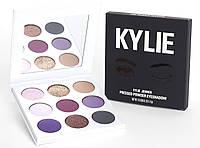 Тени для глаз Kylie Pressed Powder eye shadow palette (9 цветов)
