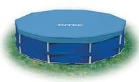 Тент для каркасных бассейнов 305 см Intex 28030