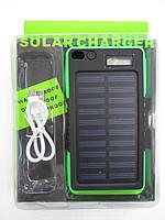 Портативная солнечная батарея Powerbank Solar charger 20000mAh с экраном