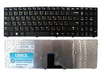 Клавиатура для Samsung R578, R580, R588, R590 black Original RU/UA