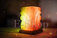 """Соляная лампа, ночник HealthLamp """"5 элемент"""""""