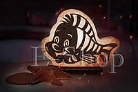 """Соляная лампа, ночник """"Рыбка"""""""