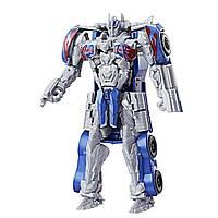 Transformers Трансформеры Последний рыцарь Оптимус Прайм The Last Knight-Knight Armour Turbo Changer Optimus Prime, фото 1